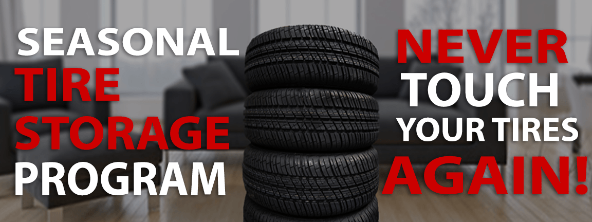 Seasonal Tire Storage Program